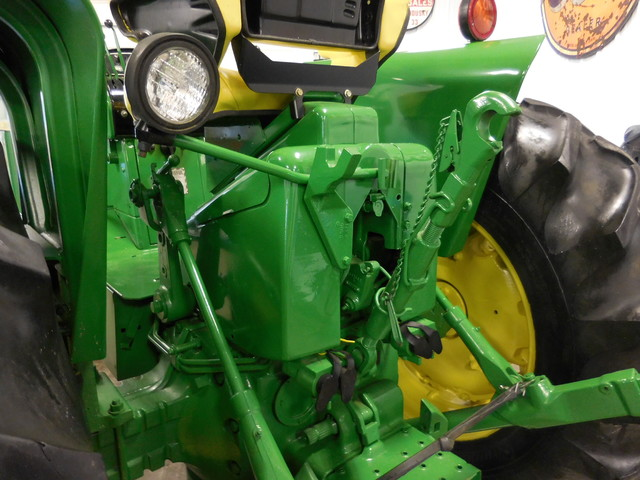 John Deere 4020 Vintage Tractor Parts Specs Price Features