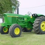 John Deere 4020 The Vintage Tractor Ever: Overview Parts Specs