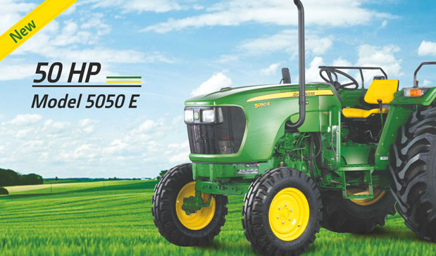 John Deere 5050e 50 Hp Overview Price Specifications Review