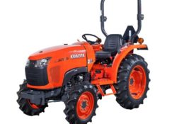 kubota l3200 Compact Tractor Overview