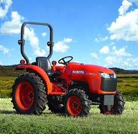 kubota l3200 Compact Tractors price