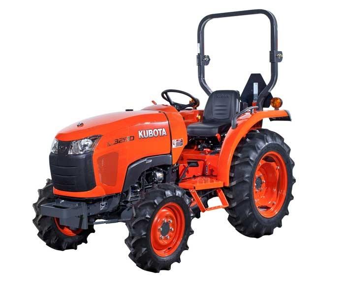 kubota l3200 compact tractor price loader backhoe specs. Black Bedroom Furniture Sets. Home Design Ideas