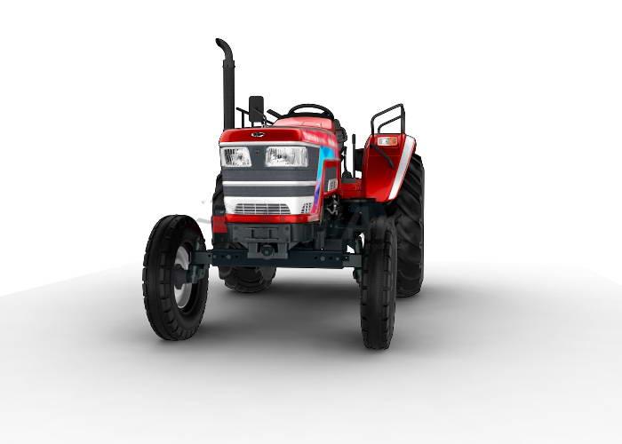 mahindra-novo-605-DI-Engine