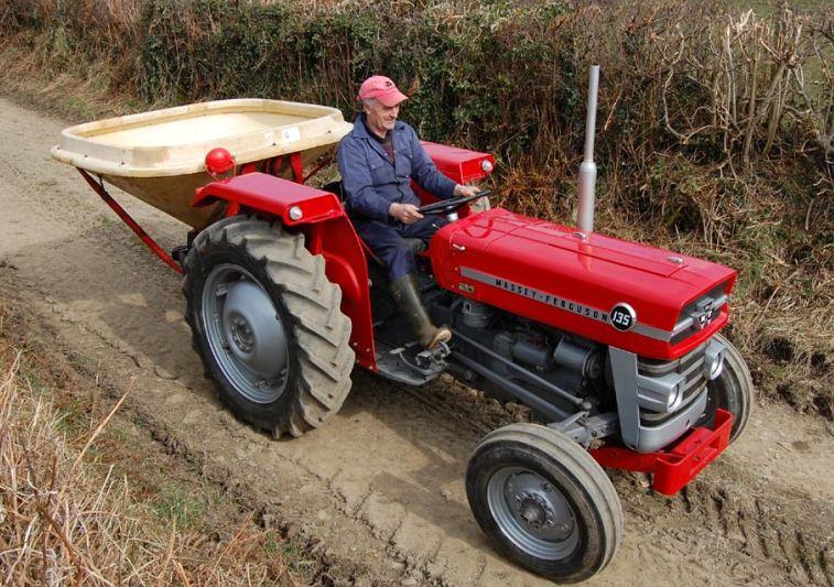 Massey Ferguson 135 Specs : Massey ferguson tractor price models specs review