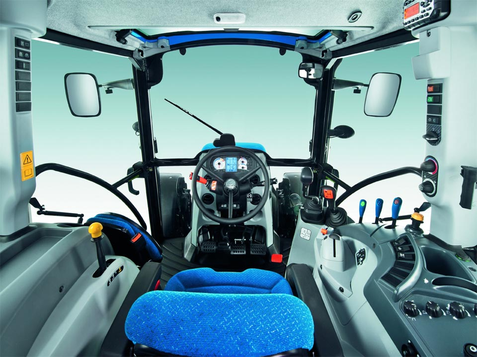 new-holland-T5.95 Tractor cab