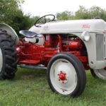 Ford 8N Tractor Tire