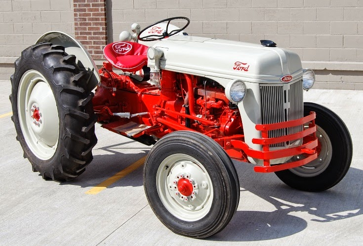Old Ford Tractor Keys : Ford n tractor specs price list key features and review