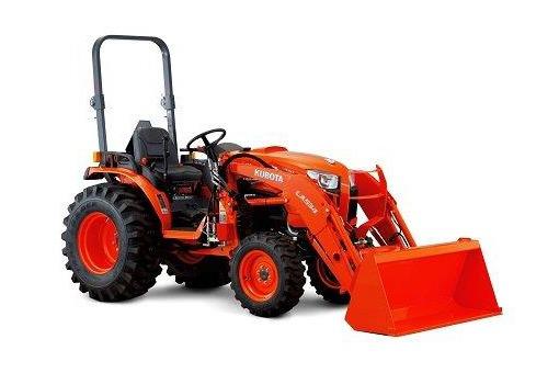 Kubota 3350 Tractor LA534A Front Loader