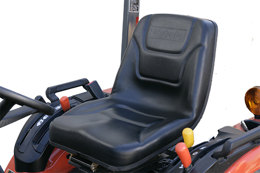 Kubota B2320-High Back Seat