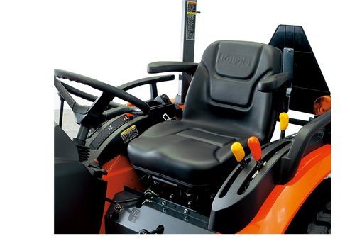Kubota B2650 Deluxe Suspension Seat
