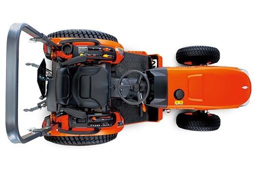 Kubota B2650 Hydraulic Power Steering