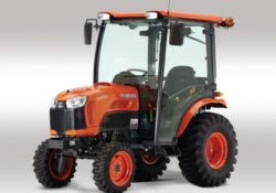 Kubota B3350 Compact tractor dimension