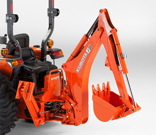 Kubota Tractor Quick Couplers : Kubota l review price specs key features images video