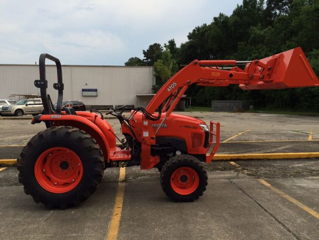 Tractor Loader Boom Middle Steeering : Kubota l review price specs key features images video