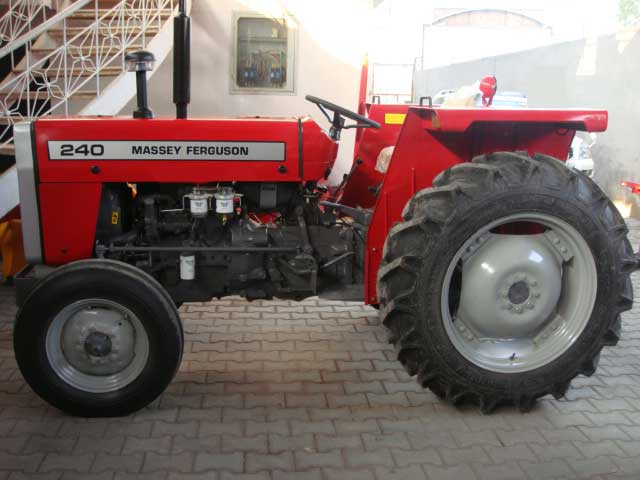 Mf 240 Tractor Grill : Massey ferguson tractors price list in india specs