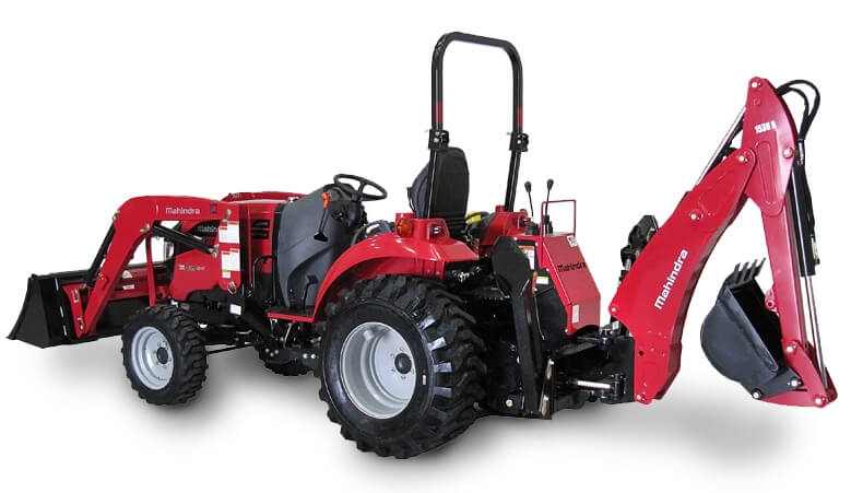 Mahindra 1533 HST Compact Tractor