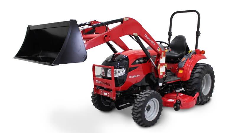 Mahindra Rear Hydraulic Kits : Mahindra series compact tractors price list specs review