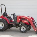 Mahindra 1538 Shuttle Compact Tractor
