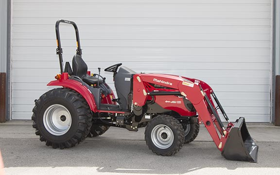 Mahindra 1500 Series Compact Tractors Price List Specs Review