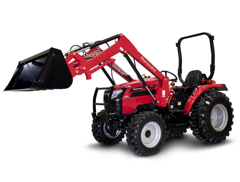 Mahindra 2540 Shuttle Compact Tractor