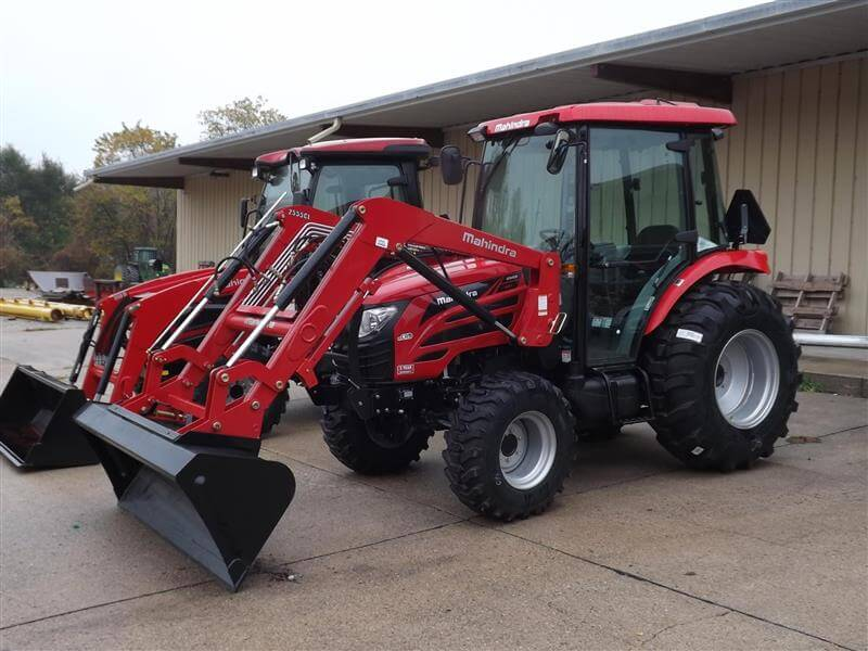 Mahindra Rear Hydraulic Kits : Mahindra series compact tractors prices specifications