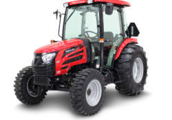Mahindra 2555 Shuttle Cab tractor