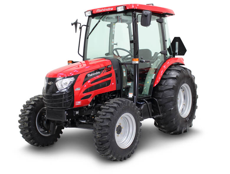 Mahindra 2555 Shuttle Cab tractor