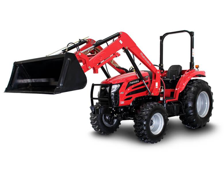 Mahindra 2555 Shuttle Compact tractor