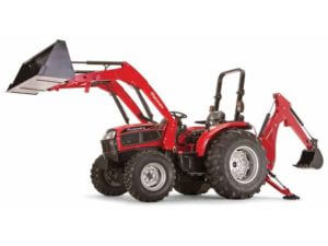 Mahindra 3550 4WD HST Compact Tractor