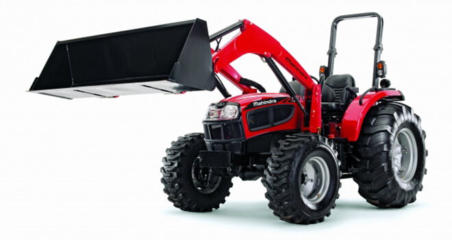 Mahindra 3550 4WD PST Compact Tractor