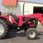 Mahindra 5555 2WD Utility tractor
