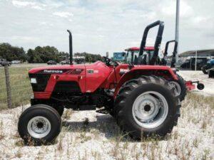 Mahindra 5570 2WD Utility Tractor