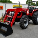 Mahindra 5570 4WD Utility Tractor