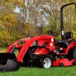 Mahindra Emax 22 Gear tractor