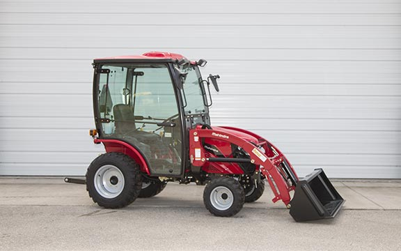 Mahindra Emax 25 HST Cab tractor