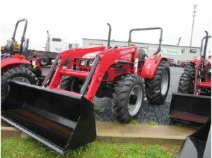 Mahindra MPOWER 75 Tractor