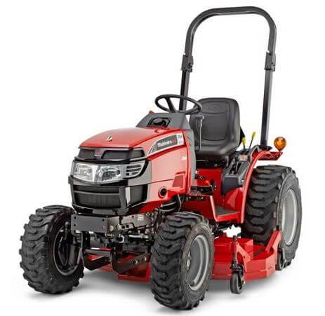 Mahindra Max 26XL Shuttle tractor