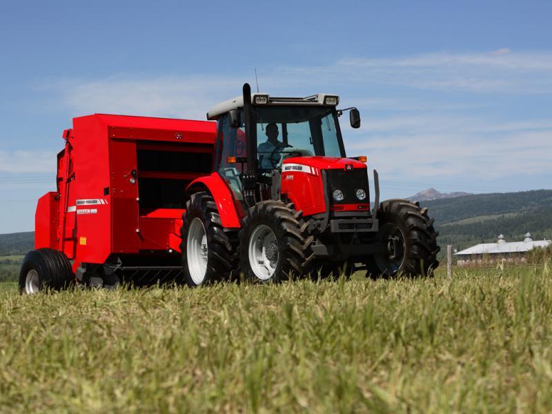 MF 5455 Tractor PTO