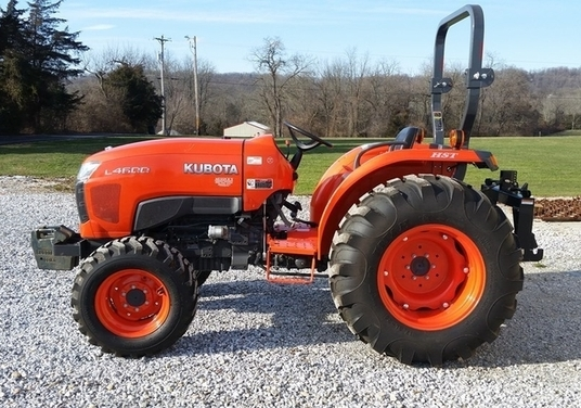 Kubota L4600 Review Price Specs Key features images video