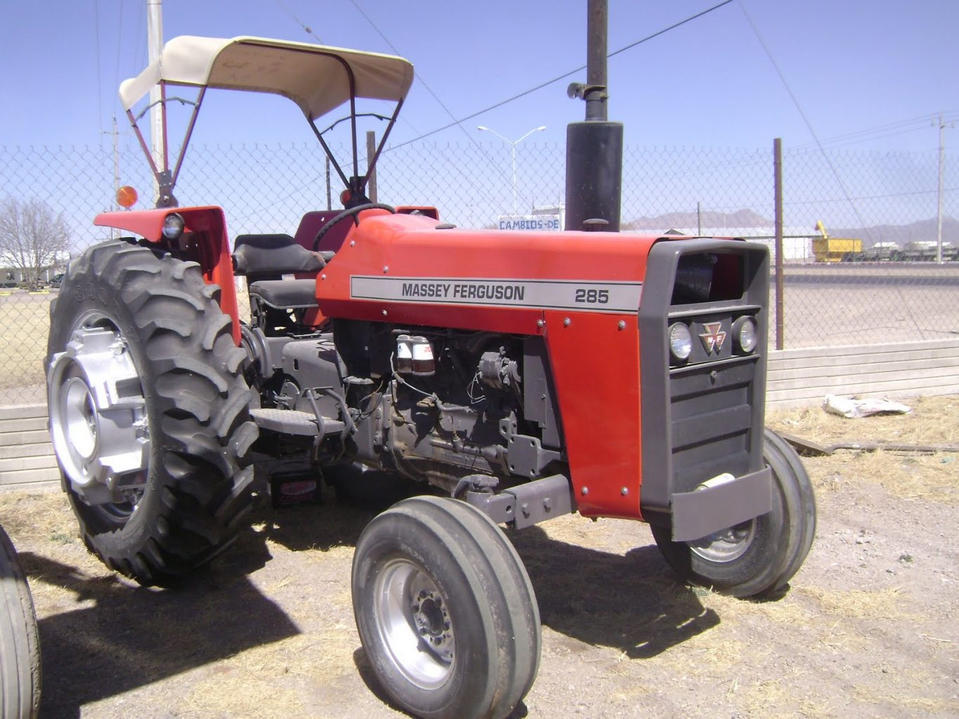 llll➤ Massey Ferguson 285: Price Parts information Specs And Review