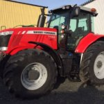 Massey Ferguson 7700 Series Row Crop Tractors Parts Information