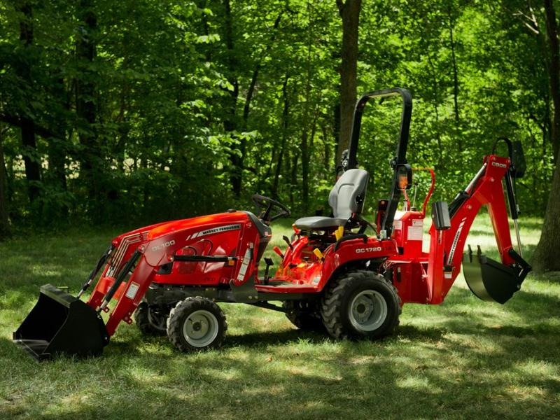 Massey Ferguson Gc1705 Compact Tractor All Tractors