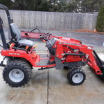 Massey Ferguson: GC 1700 Series Sub Compact Tractor  Price And Information