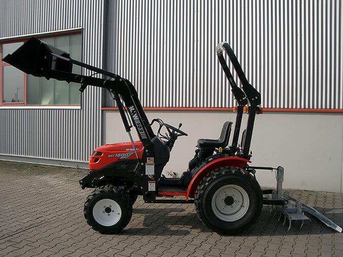 Mitsubishi MT 1800 tractor