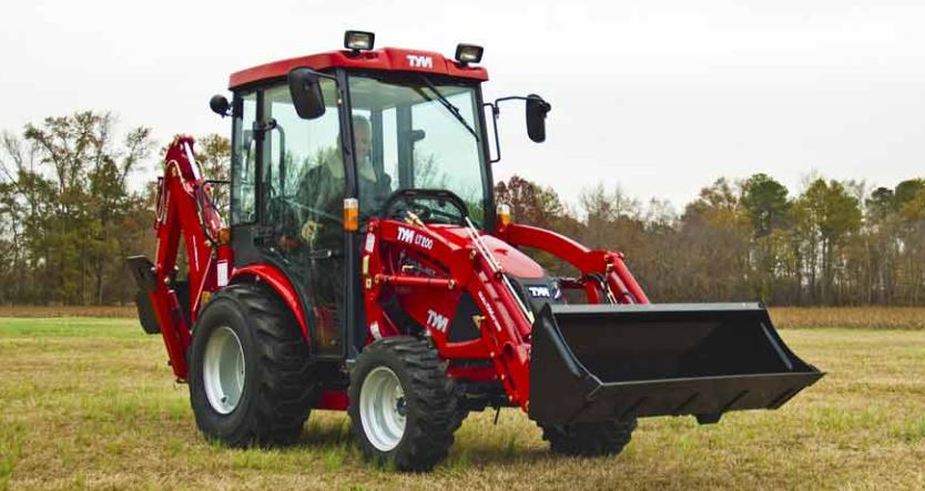 Tym Sub Compact Tractors