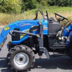 Sonalika International SOLIS EU 26 Mini Tractor Price, Specs, Images