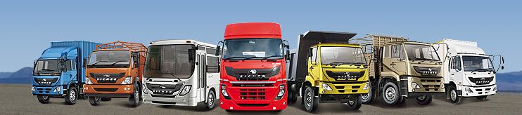 EICHER VE Series all trucks