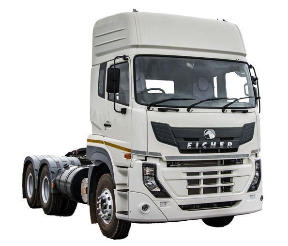 Eicher Pro 8049 (6x4) truck