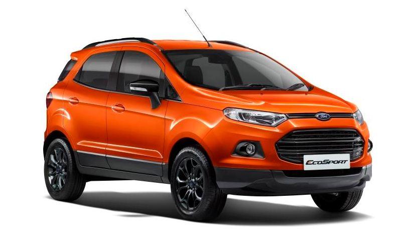 Ford EcoSport Car 1