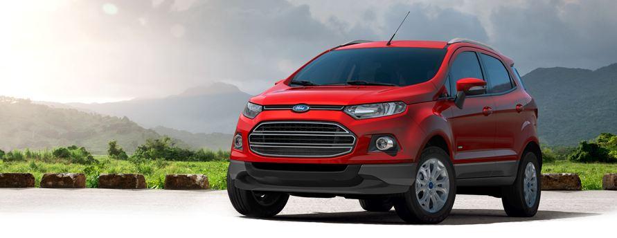 Ford EcoSport Car 8